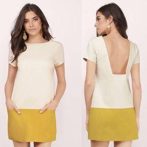 TOBI Claire Shift Dress size L // J16